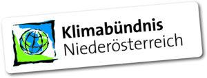 """Logo """"Klimabündnis Niederösterreich"""""""